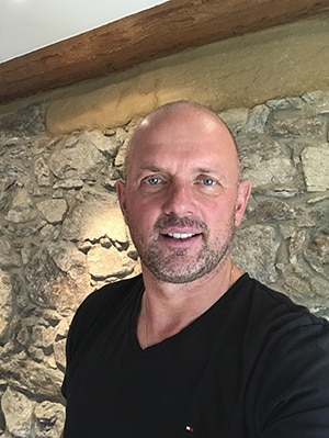 Architekt Wolfgang Schweizer